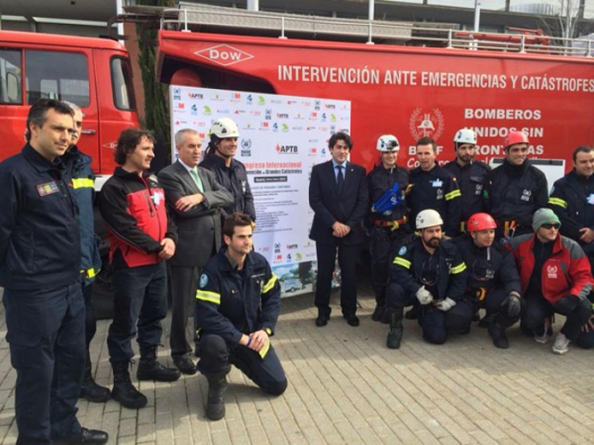 Alcorcon intervencion ante catastrofes